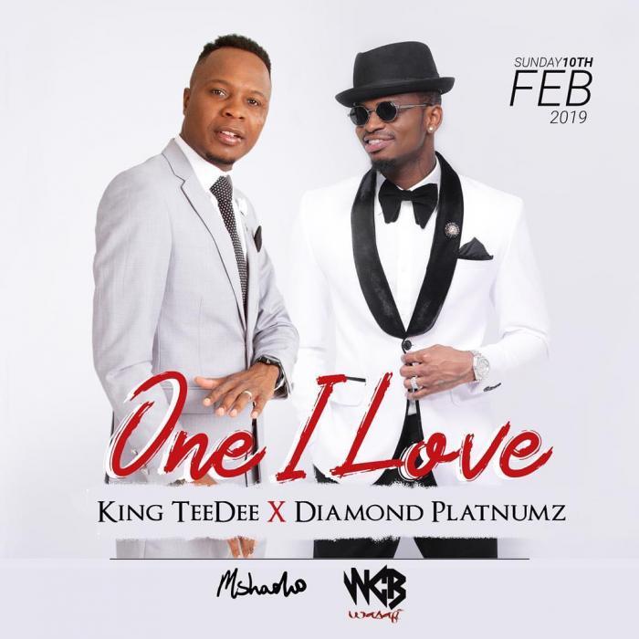 Mp3 Download – Diamond Platnumz – One I Love Ft  King Tee Dee