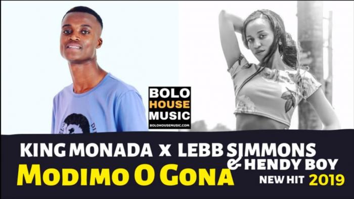 King Monada – Modimo O Gona Ft. Lebb Simmons & Hendy Boy
