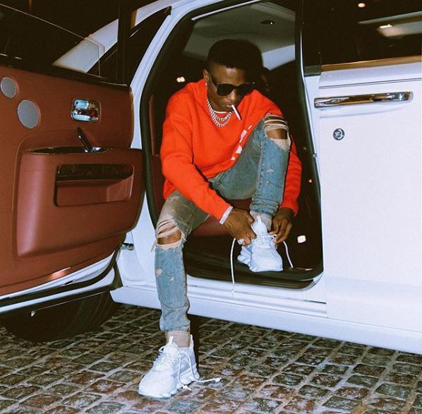 Mp3 Download – Wizkid – Jah Bless Me – Naijaturnup