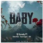 DJ Vyrusky – Baby Ft. Shatta Wale, Kuami Eugene, KiDi