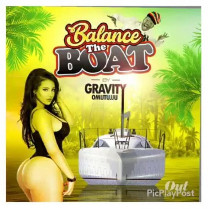 Gravity Omutujju - Balance The Boat