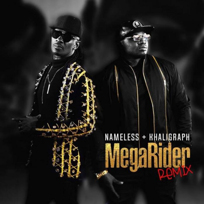 Image result for 28.Mega Rider (remix): Nameless feat Khaligraph Jones