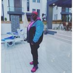 Watch the Hilarious Moment Teni Sleeps Off While on Set