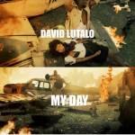 David Lutalo – My Day