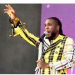Burna Boy Reveals 'African Giant' Album Cover, Announce Launch Date