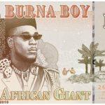 "Burna Boy Unveils ""African Giant"" Album Tracklist"