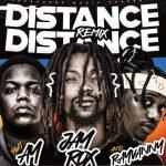 Jay Rox ft. Rayvanny, AY – Distance (remix)