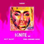 Burna Boy's Sister Nissi Set To Drop Debut EP 'Ignite'